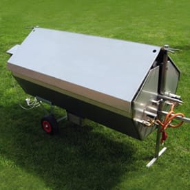 Gas BBQ - Commercial catering equipment